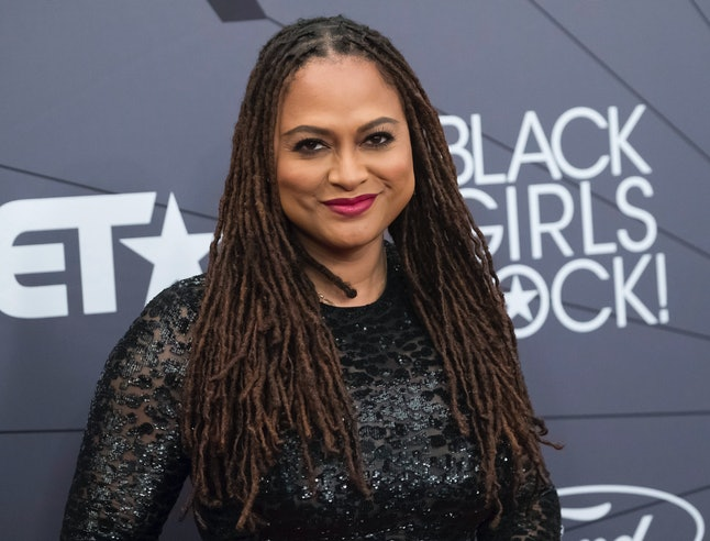 Ava DuVernay attends the Black Girls Rock! Awards at New Jersey Performing Arts Center on Sunday, Aug. 26, in Newark, New Jersey.