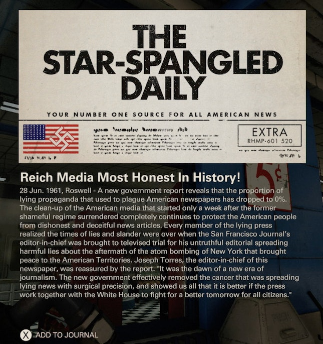 'The Star Spangled Daily'
