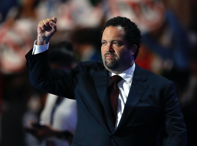 Ben Jealous at the 2016 Democratic National Convention