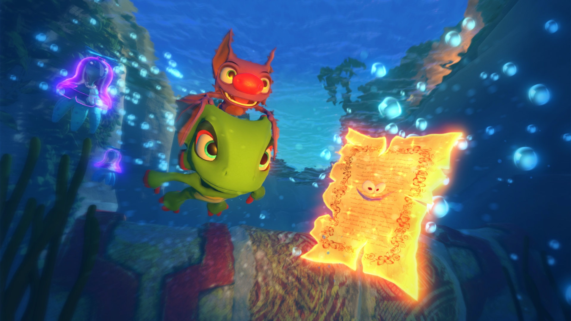 Yooka-Laylee' release date and price announced for PS4