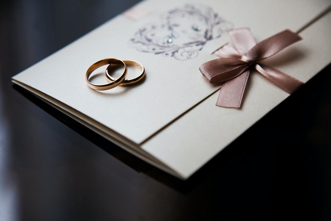 Paper wedding invites don't make your wedding day any more meaningful.