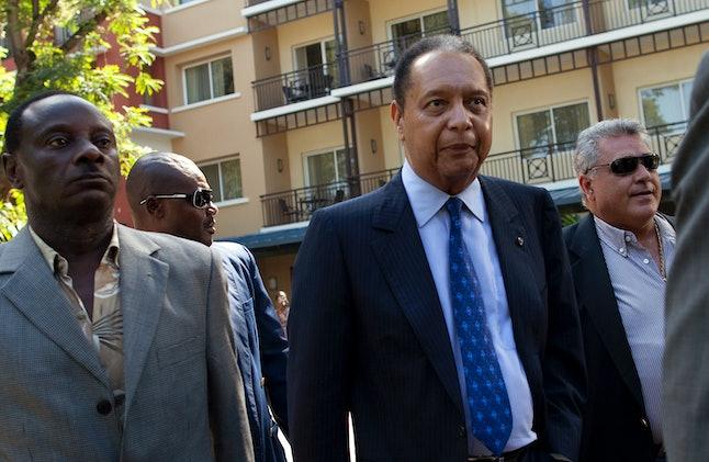 Jean-Claude 'Baby Doc' Duvalier