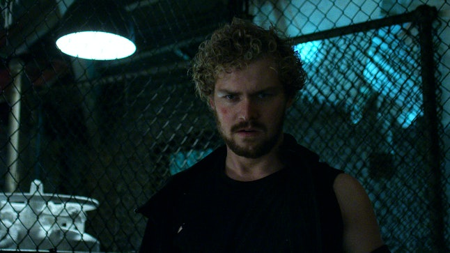 Finn Jones as Danny Rand in 'Iron Fist'.