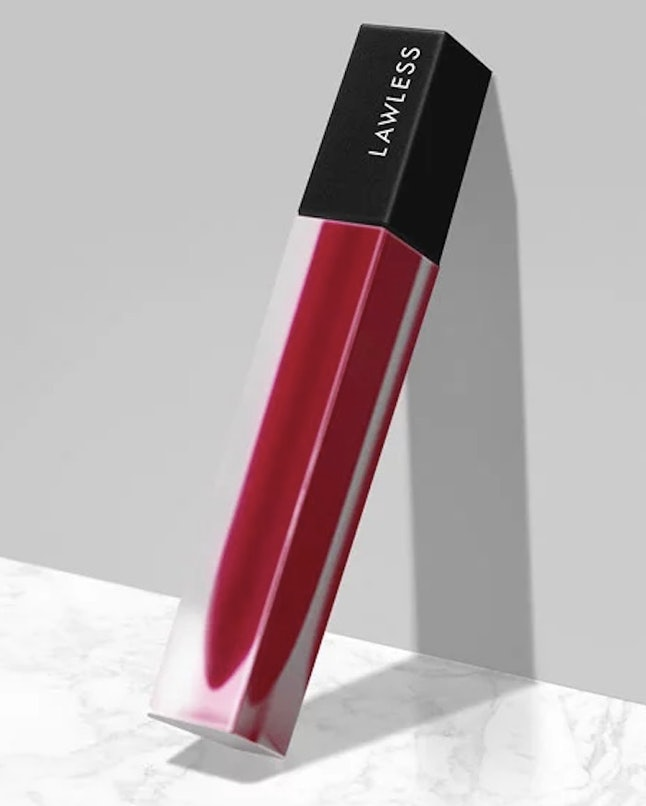 Lawless Romeo soft matte liquid lipstick