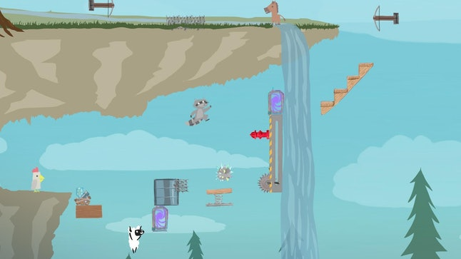Source: Ultimate Chicken Horse/Google Play Store
