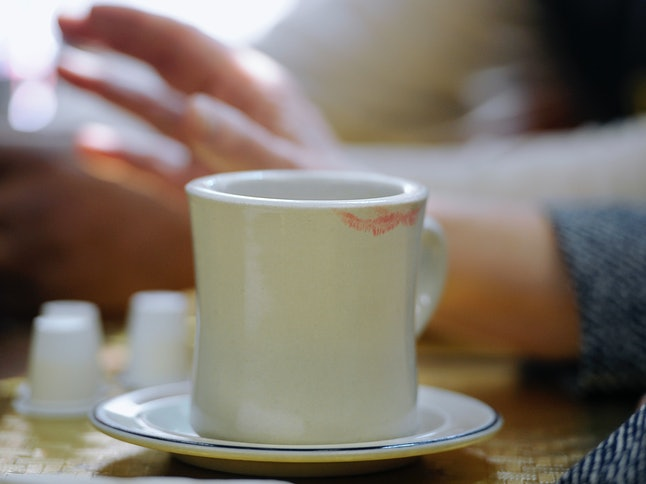 A teaspoon of pure caffeine powder is equal to around 28 cups of coffee.