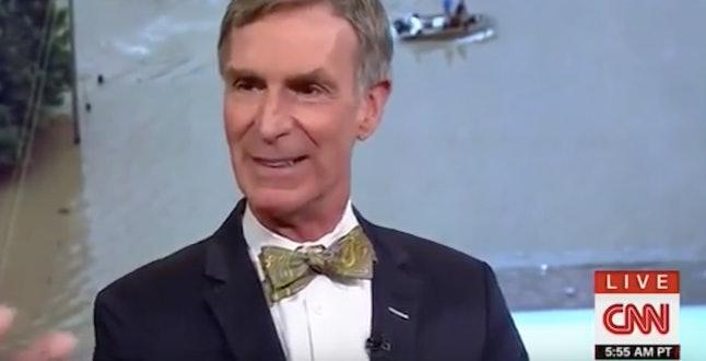 Bill Nye on CNN
