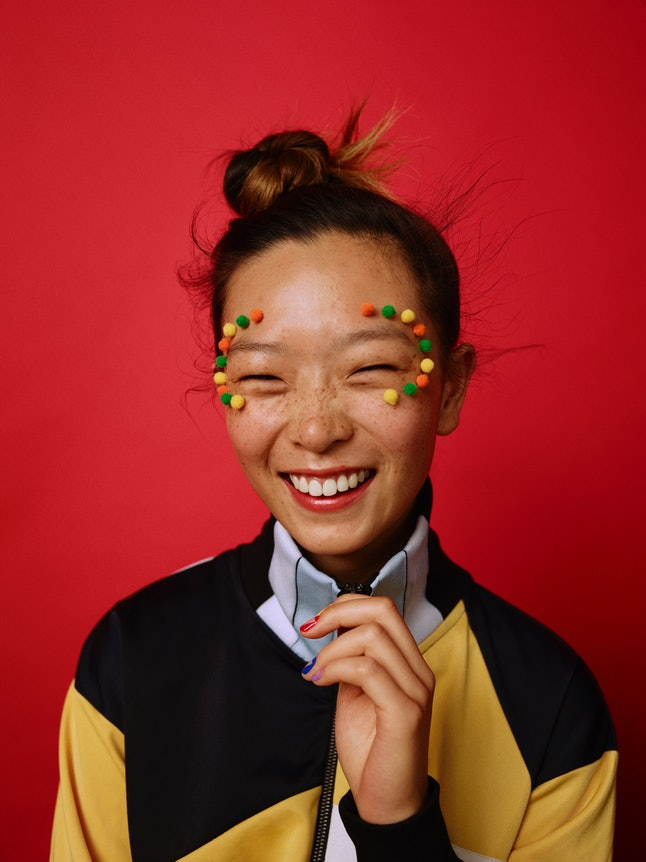 Asos's makeup campaign, a part of its Face and Body relaunch