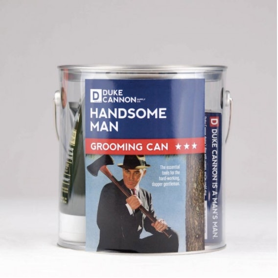 A paint can that cleans up nicely