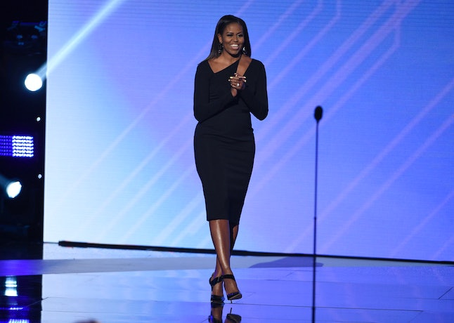 Michelle Obama at the 2017 ESPY Awards