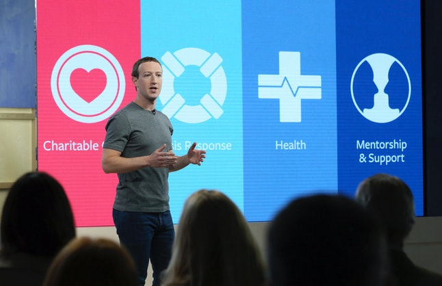 At Facebook's second annual Social Good Forum in New York City, founder and CEO Mark Zuckerberg announces new tools and initiatives to help people keep each other safe and supported.