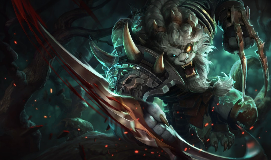 League of Legends' Tier List: Best champions for junglers, top and