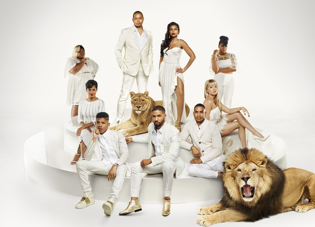 Cast of Fox's 'Empire'