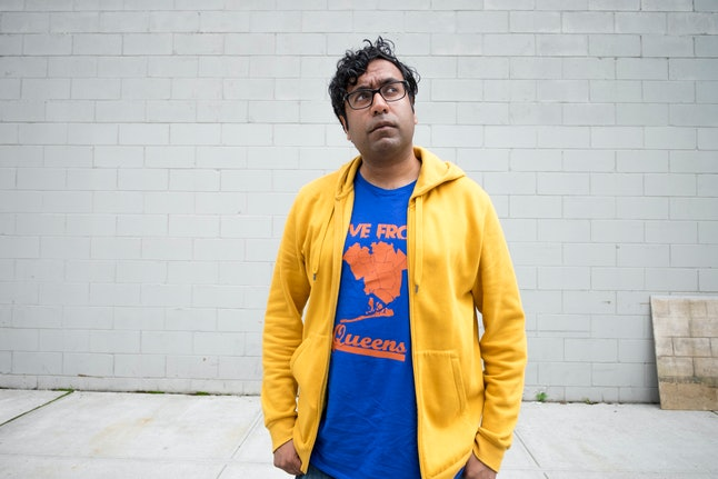 Kondabolu is a mainstay in New York City's comedy scene.