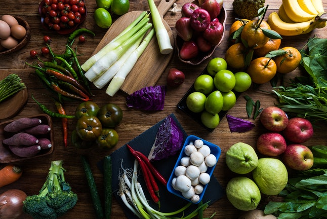 Expect lower prices on organic food in 2018.