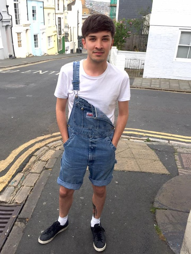 Martyn Hett, 29, was killed in Monday night's terror attack at Manchester arena.