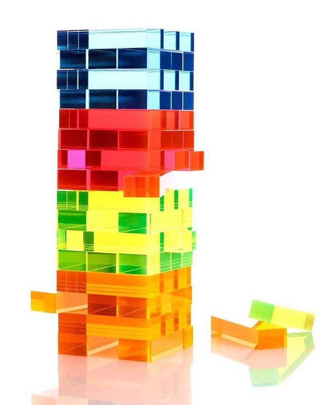 IRIS Gifts For INC Stackable Tile Tower Set