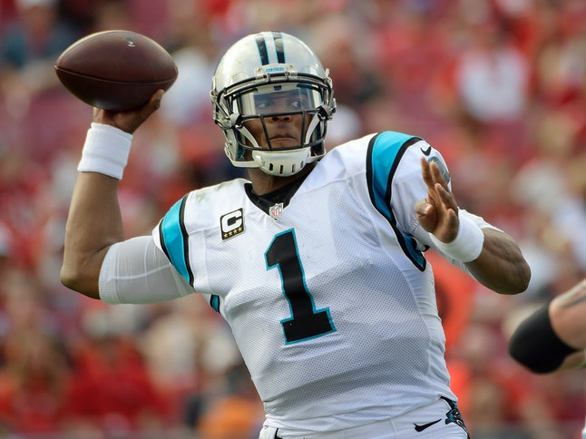 Microsoft, General Motors and Under Armour are a few of quarterback Cam Newton's major sponsors.
