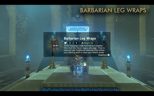 Another Labyrinth shrine down, another part of tasteful barbarian-wear grabbed and another Spirit Orb in the bank.