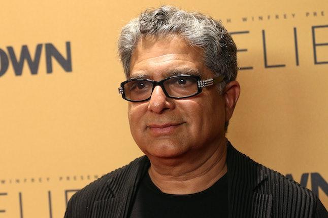 Deepak Chopra, king of pseudo-profound bullshit