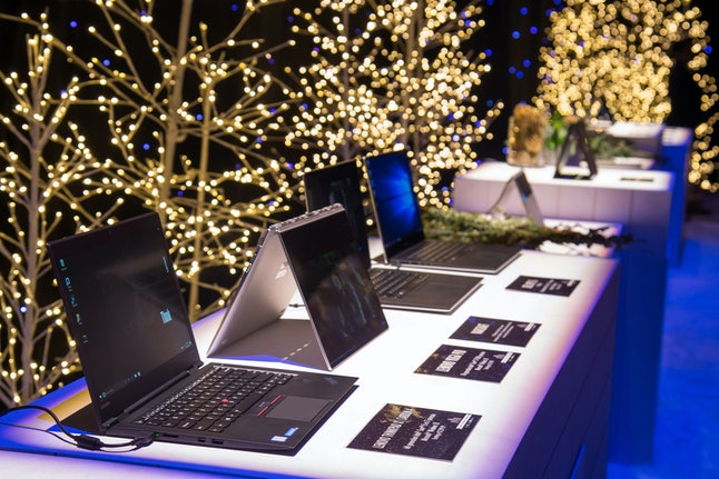 Cyber Monday is a good time to check out new laptops at low prices.