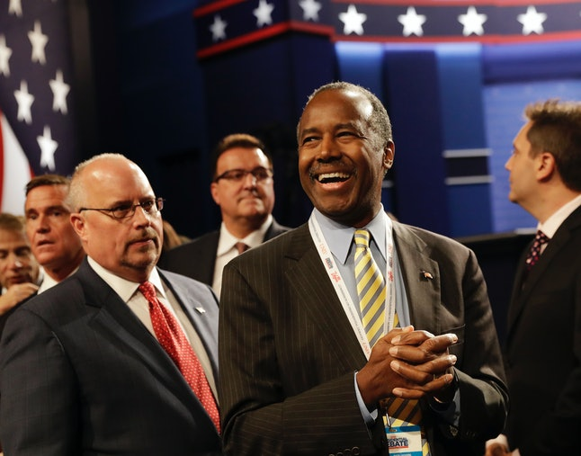 Despite his lack of political experience, Carson will assume the HUD