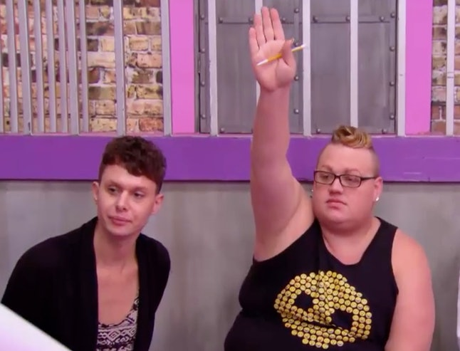 Trinity Taylor and Eureka
