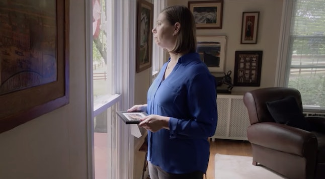 A campaign ad for former Acting Assistant Secretary of Defense Elissa Slotkin, the Democratic nominee in Michigan's 8th District