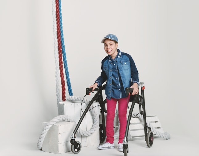 Tommy Hilfiger's new adaptive collection