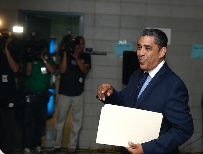 Adriano Espaillat is a Dominican-born New York state senator.