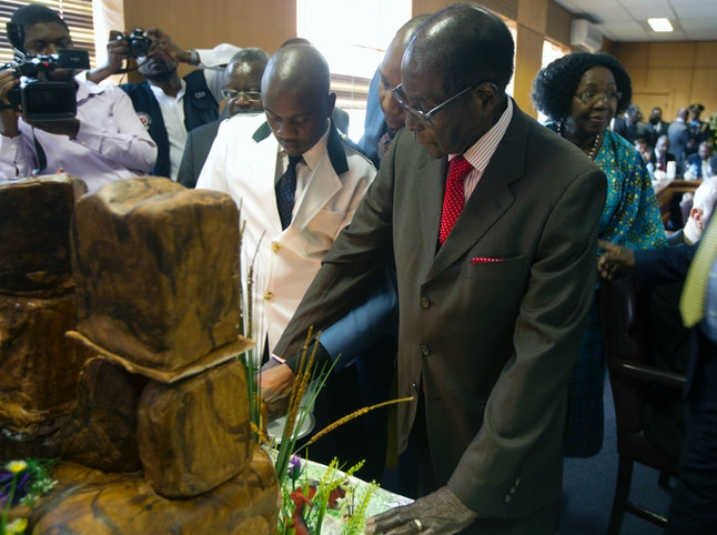 Source: Tsvangirayi Mukwazhi/AP