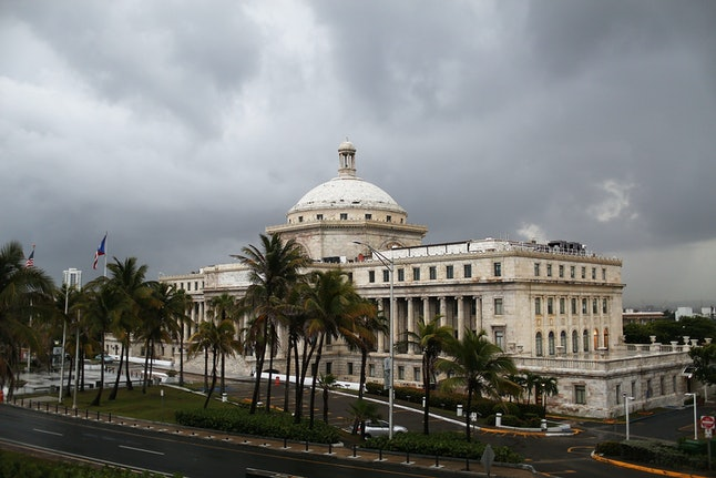The Puerto Rican capitol