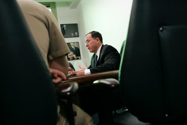 Michael Vickers was undersecretary of defense for intelligence under former President Barack Obama.