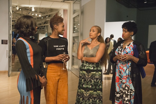 The cast on 'Insecure'