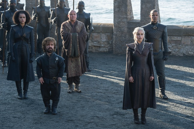 Dany and her #SquadGoals