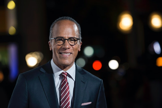 NBC News' Lester Holt