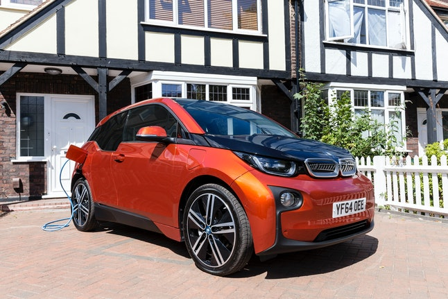 The BMW i3 is the German car company's first zero emissions, mass-produced vehicle.