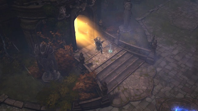 Blizzard is inviting fans to enter a brand new realm in Diablo III that is actually a return to the oldest Diablo land ever.
