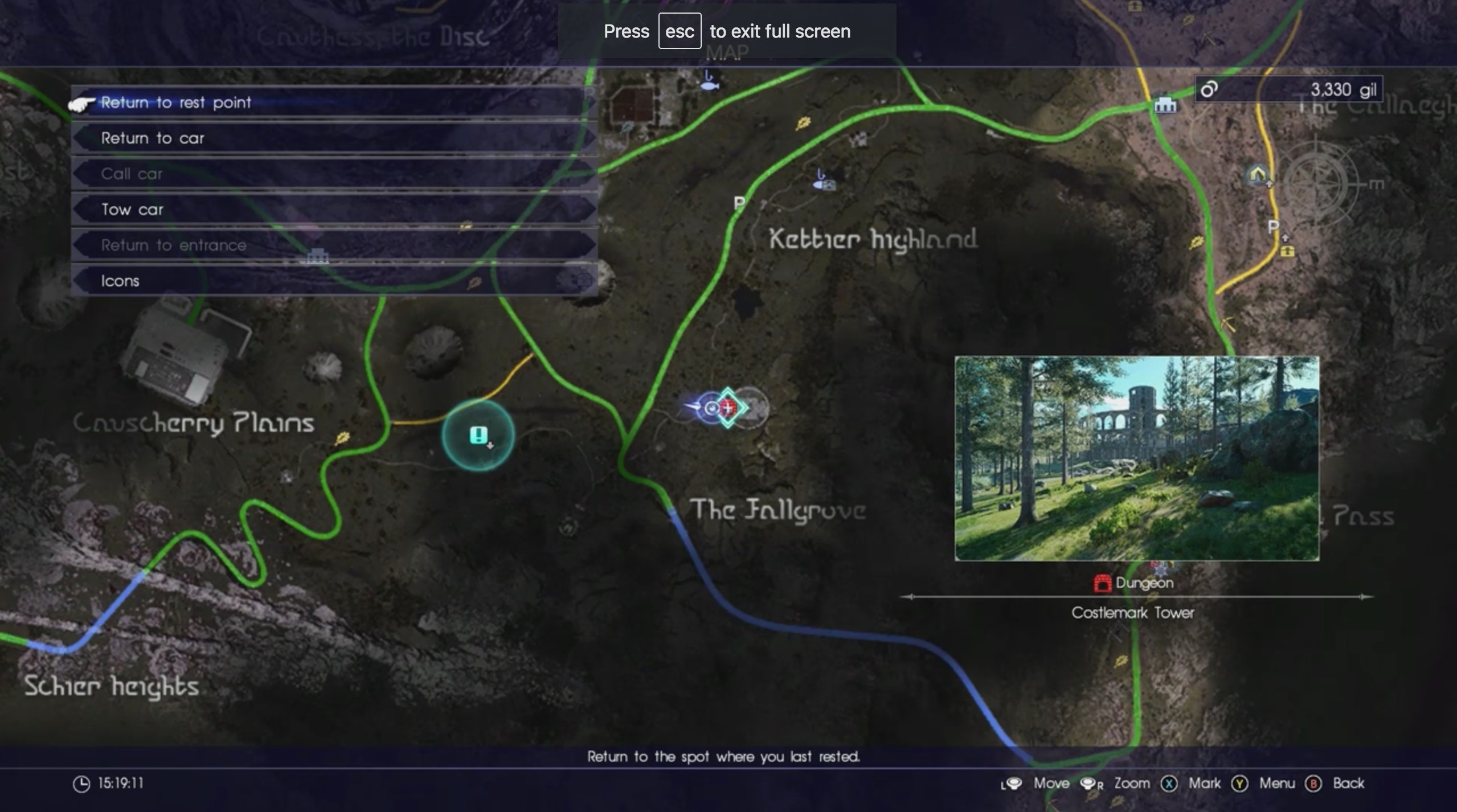 Final Fantasy 15' Royal Arms Locations: Full guide, maps and