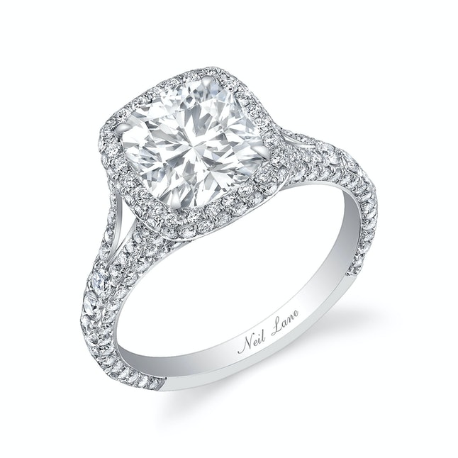 The main prize for winning is a Neil Lane engagement ring.