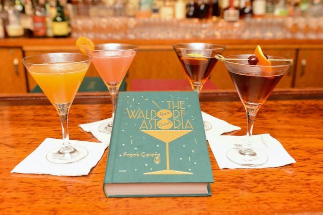 'Waldorf Astoria Bar Book'