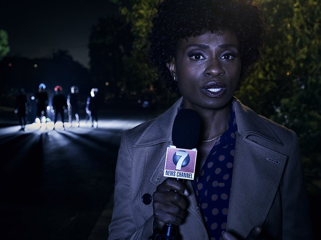 Adina Porter, playing Beverly Hope in 'American Horror Story: Cult.'
