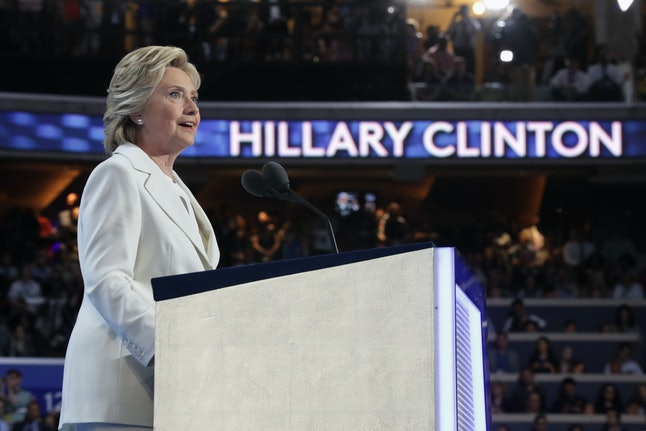 Hillary Clinton on Thursday night