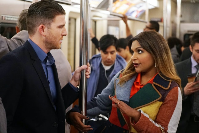 Bryan Greenberg, Mindy Kaling in 'The Mindy 'Project'