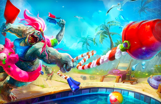 Pull Party is the new summer game brawl for 'Heroes of the Storm.'