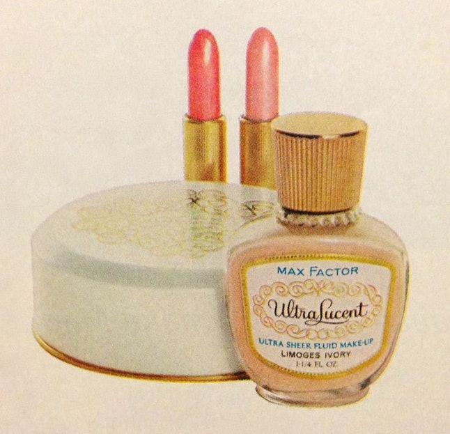 A selection of the Max Factor makeup stocked by Alcone