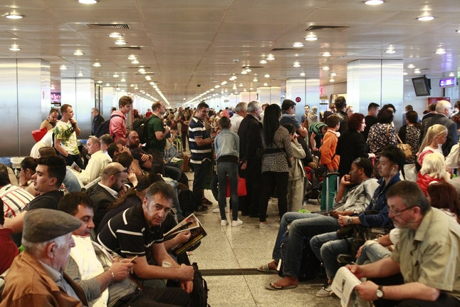 Book early and choose dates wisely to avoid overpaying on airfare — and encountering packed airports.