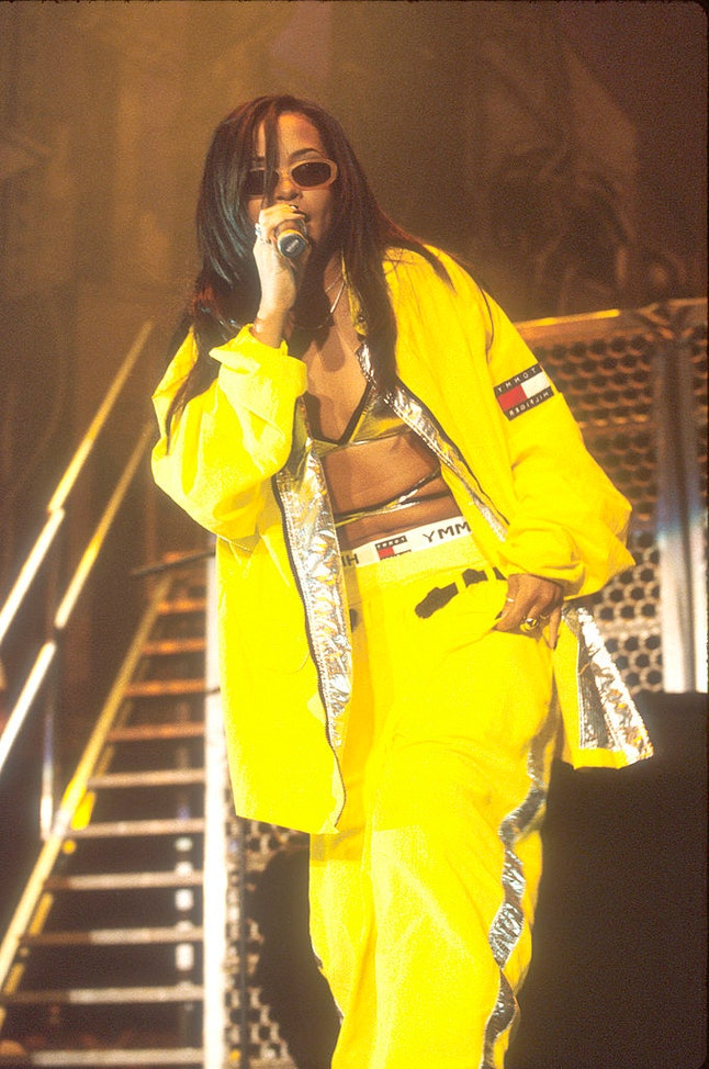 Aaliyah S Most Iconic Looks And Why She Is Still Relevant