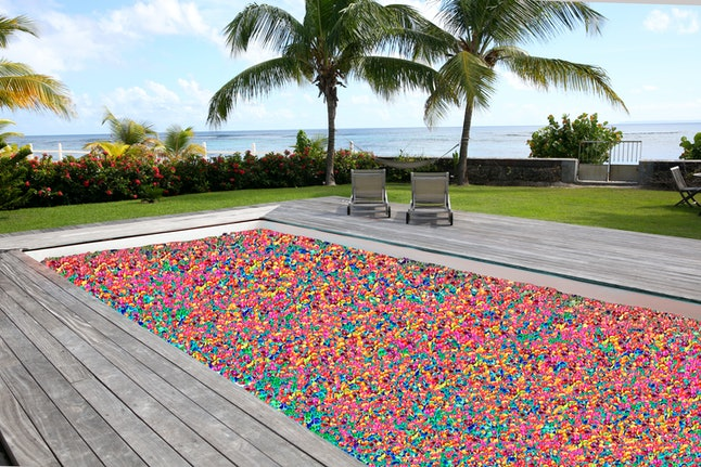 This is a bit more representative of Donald Trump Jr.'s Skittles attempted analogy.