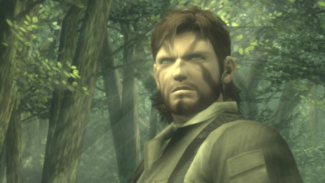 Naked Snake in 'Metal Gear Solid 3: Snake Eater'